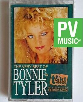 BONNIE TYLOR THE VERY BEST OF audio cassette