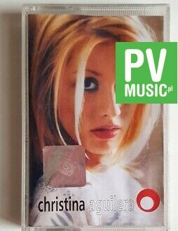 CHRISTINA AGUILERA GENIE IN A BOTTLE.. audio cassette