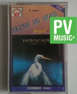 FAITH NO MORE  ANGEL DUST    audio cassette