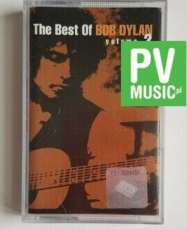 BOB DYLAN THE BEST OF volume 2 audio cassette
