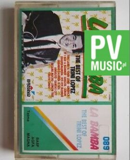 LA BAMBA TRINI LOPEZ THE BEST OF audio cassette