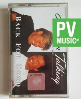 MODERN TALKING BACK FOR GOOD audio cassette