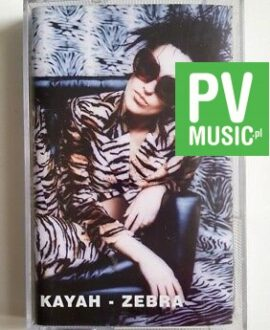 KAYAH ZEBRA audio cassette