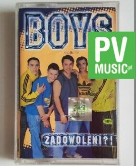 BOYS ZADOWOLENI  audio cassette