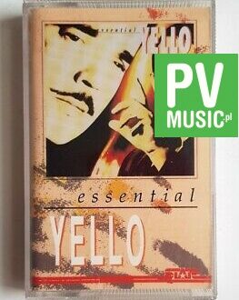 YELLO ESSENTIAL audio cassette