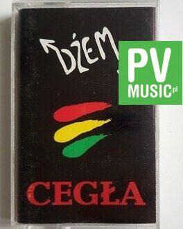 DŻEM CEGŁA audio cassette