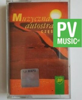 MUZYCZNA AUTOSTRADA część II   audio cassette