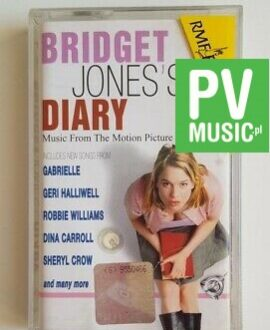BRIDGET JONES'S DIARY MUSIC FROM THE MOTION PICTURE audio cassette