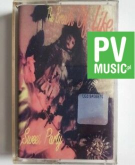 THE BREATH OF LIFE SWEET PARTY audio cassette