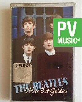 THE BEATLES OLDIES BUT GOLDIES audio cassette