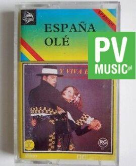 ESPANA OLE audio cassette