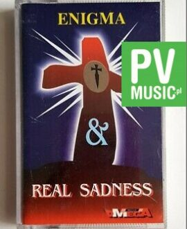 ENIGMA & REAL SADNESS audio cassette