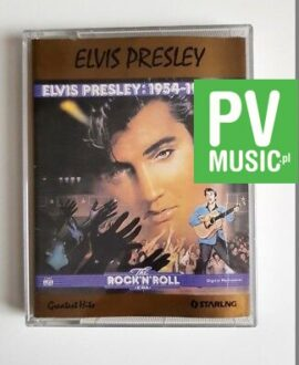ELVIS PRESLEY 1954 - 1961 double album audio cassettes