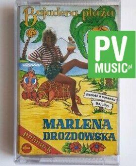 MARLENA DROZDOWSKA BAJADERA PLAŻA audio cassette