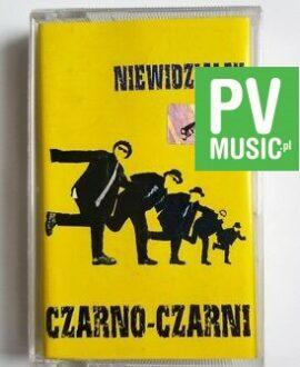 CZARNO-CZARNI NIEWIDZIALNI audio cassette