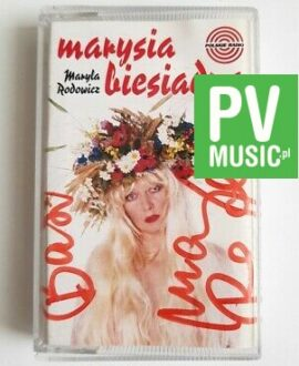 MARYLA RODOWICZ MARYSIA BIESIADNA audio cassette