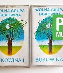 WOLNA GRUPA BUKOWINA I,II audio cassette