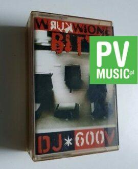 DJ 600V WKURWIONE BITY 2X audio cassettes