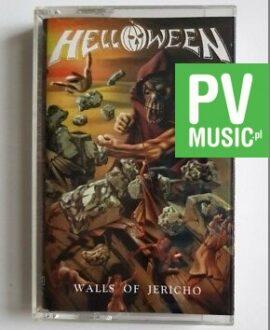 HELLOWEEN WALLS OF JERICHO audio cassette