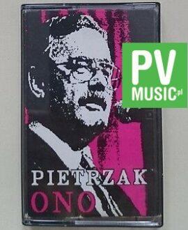PIETRZAK  ONO   audio cassette