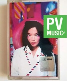 BJORK POST audio cassette