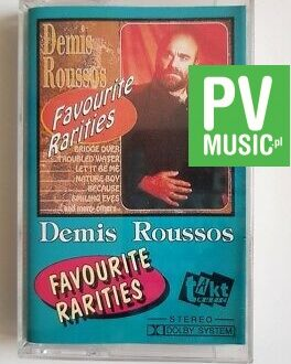 DEMIS ROUSSOS FAVOURITE RARITIES audio cassette
