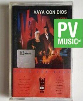 VAYA CON DIOS  audio cassette