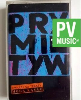 T.LOVE PRYMITYW audio cassette
