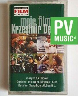 KRZESIMIR DĘBSKI MUZYKA DO FILMÓW audio cassette