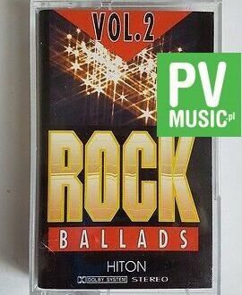 ROCK BALLADS vol.2 BRIAN MAY, U2  audio cassette