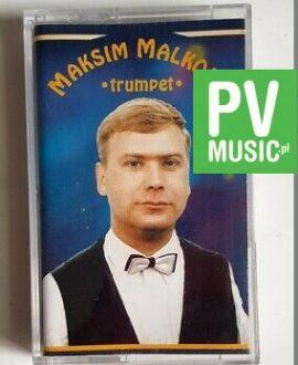 MAKSIM MALKOFF TRUMPET..audio cassette