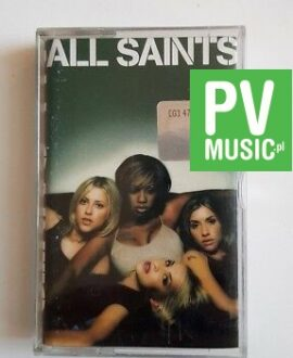 ALL SAINTS ALL SAINTS audio cassette