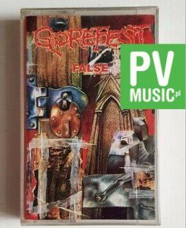 GOREFEST FALSE audio cassette