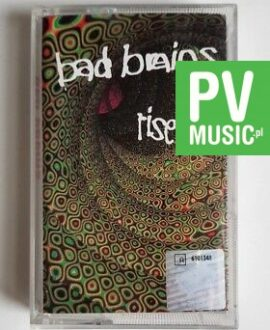 BAD BRAINS RISE audio cassette