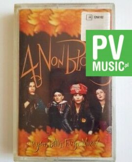 4 NON BLONDES BIGGER, BETTER, FASTER, MORE! audio cassette