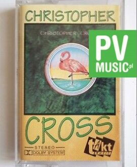 CHRISTOPHER CROSS CHRISTOPHER CROSS audio cassette
