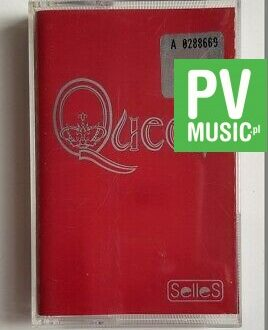 QUEEN - QUEEN audio cassette