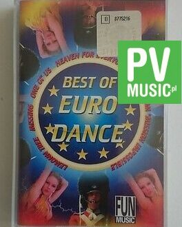 EURO DANCE BEST OF    audio cassette