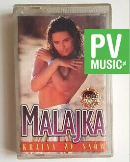 MALAJKA KRAINA ZE SNÓW audio cassette