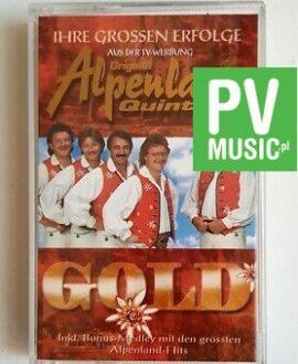 ALPENLAND IHRE GROSSEN ERFOLGE audio cassette