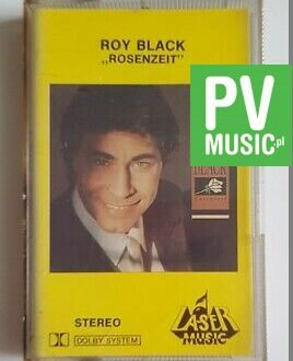 ROY BLACK ROSENZEIT audio cassette
