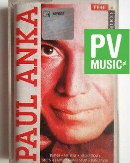 PAUL ANKA THE COLLECTION audio cassette