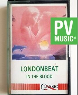 LONDONBEAT IN THE BLOOD audio cassette
