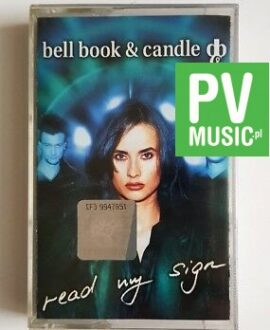 BELL BOOK & CANDLE READ MY SIGN audio cassette
