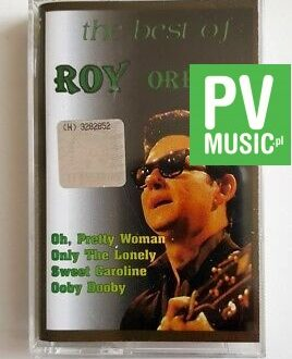 ROY ORBISON THE BEST OF audio cassette