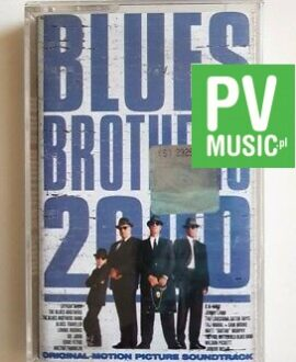 BLUES BROTHERS 2000 SOUNDTRACK audio cassette