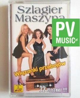 SZLAGIER MASZYNA TRZY JESZCZE FAJNIEJSZE WIĄZANKI audio cassette