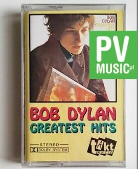 BOB DYLAN GREATEST HITS audio cassette