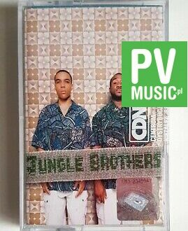 JUNGLE BROTHERS V.I.P. audio cassette