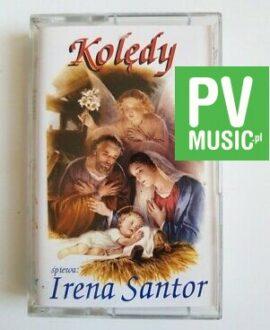 IRENA SANTOR KOLĘDY audio cassette
